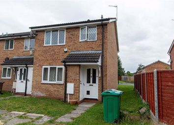 1 bed maisonette for sale in Peregrine Close, Lenton, Nottingham NG7