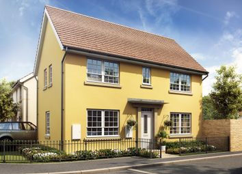 "Thumbnail 3 bed detached house for sale in ""Ennerdale"" at Great Mead, Yeovil"