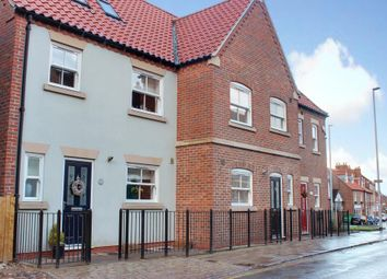 Thumbnail 3 bed town house for sale in Fosters Yard, Beckside, Beverley