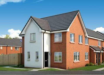 "Thumbnail 3 bedroom property for sale in ""The Fyvie At Abbotsway"" at Inchinnan Road, Paisley"