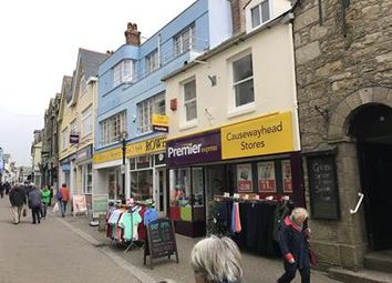 Thumbnail Commercial property for sale in 74, Causewayhead, Penzance