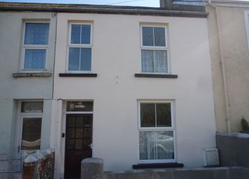 Thumbnail 2 bed terraced house to rent in Goodwick Industrial Estate, Main Street, Goodwick