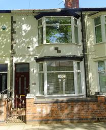 2 bed terraced house for sale in Stanley Park Avenue South, Walton, Liverpool L4