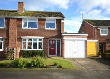 Thumbnail 3 bed semi-detached house for sale in Berry Close, Earls Barton, Northampton