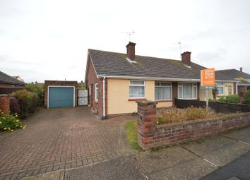 Thumbnail 2 bed semi-detached bungalow for sale in Alanbrooke Road, Colchester