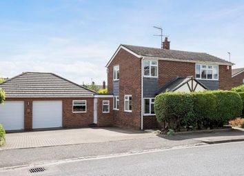 Thumbnail 4 bed detached house for sale in Glebe Road, Ampthill, Beds, Bedfordshire