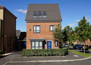 Thumbnail 4 bed detached house for sale in Cranesbill Close, Salford