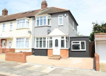 Thumbnail 2 bed semi-detached house for sale in Sherwood Road, Ilford