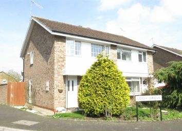 Thumbnail 3 bed semi-detached house to rent in Leigh Grove, Droitwich