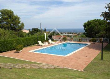 Thumbnail 4 bed villa for sale in Spain, Barcelona North Coast (Maresme), Cabrera De Mar, Lfs4786