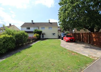 Thumbnail 3 bed semi-detached house for sale in Cody Road, Clapham, Bedford, Bedfordshire