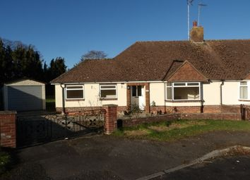 Thumbnail 2 bed bungalow to rent in Raven Road, Hook