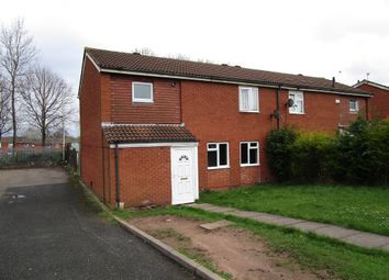 Thumbnail 4 bedroom semi-detached house for sale in Eastney Crescent, Pendeford, Wolverhampton