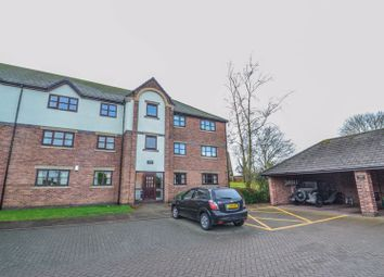 Thumbnail 2 bed flat for sale in Mill Leat Close, Parbold, Wigan