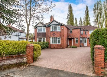 Thumbnail 5 bed semi-detached house for sale in Wilford Avenue, Sale