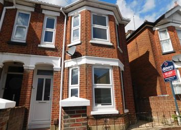Thumbnail 4 bed shared accommodation to rent in Burlington Road, Southampton