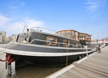 Thumbnail 4 bed houseboat for sale in Hampton Court Road, East Molesey