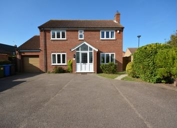 Thumbnail 4 bed detached house for sale in Uplands Road North, Carlton Colville, Lowestoft