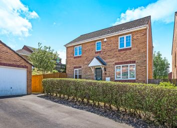 Thumbnail 3 bed detached house for sale in May Drew Way, Neath