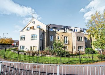 Thumbnail 2 bed flat for sale in Cromwell Drive, Hinchingbrooke, Huntingdon