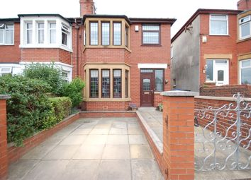 Thumbnail 3 bed semi-detached house for sale in Doncaster Road, Blackpool, Lancashire
