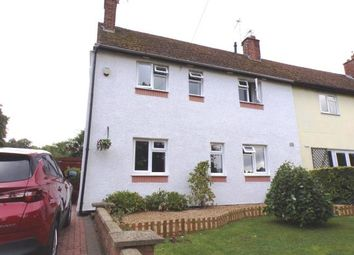 Thumbnail 3 bed semi-detached house for sale in Beeby Road, Barkby, Leicester, Leicestershire