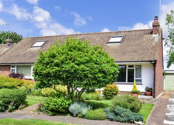 Thumbnail 4 bedroom detached bungalow for sale in Thornden, Cowfold, West Sussex