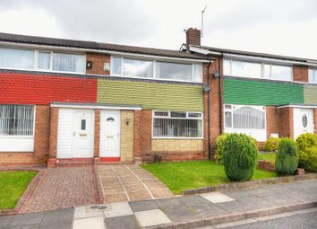 Thumbnail 3 bed terraced house to rent in Chadderton Drive, Chapel House, Newcastle Upon Tyne