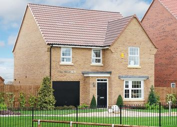 "Thumbnail 4 bedroom detached house for sale in ""Millford"" at Bridlington Road, Stamford Bridge, York"