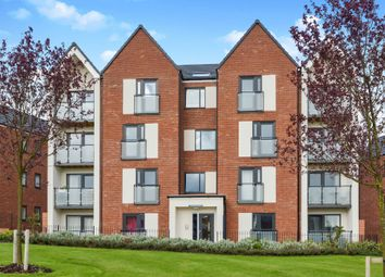 Thumbnail 2 bed flat for sale in Vespasian Road, Fairfields, Milton Keynes