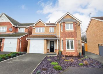 Thumbnail 4 bed detached house for sale in Oakland Way, Strelley, Nottingham