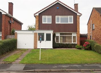 Thumbnail 3 bed detached house to rent in Brookside Avenue, Newport