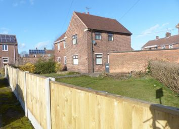 Thumbnail 2 bedroom semi-detached house to rent in Taylor Crescent, Sutton-In-Ashfield
