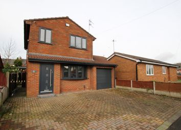 Thumbnail 3 bed detached house for sale in Wrigley Road, Haydock, St Helens, Merseyside