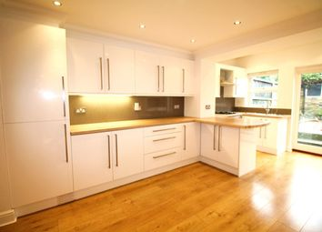 Thumbnail 4 bed property to rent in Ronver Road, London