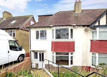 Thumbnail 4 bed semi-detached house for sale in Widdicombe Way, Brighton, East Sussex