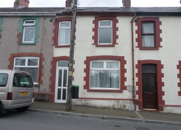 Thumbnail 2 bedroom terraced house for sale in William Street, Brynna, Pontyclun