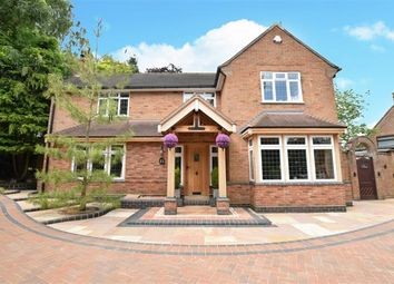 Thumbnail 4 bed detached house for sale in Wychwood Avenue, Knowle, Solihull, West Midlands