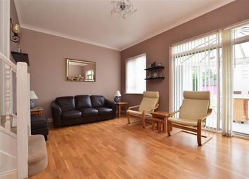 Thumbnail 4 bed terraced house for sale in Aveling Close, Purley, Surrey
