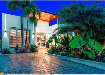 Thumbnail 3 bed property for sale in 612 Flamingo Dr, Fort Lauderdale, Fl, 33301