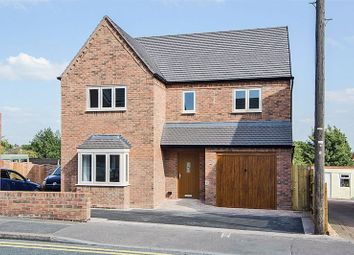 Thumbnail 4 bed detached house for sale in Chestnut Close, Chasetown, Burntwood (Plot 1)