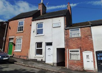 Thumbnail 2 bed terraced house for sale in Hillside, Castle Donington, Derby