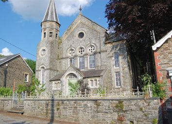 Thumbnail 1 bed town house for sale in Tre'r Ddol, Machynlleth