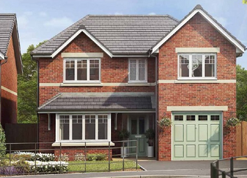 Thumbnail 4 bed detached house for sale in Oxcroft Lane, Chesterfield
