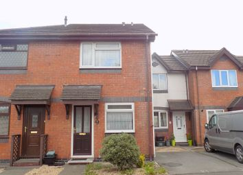 Thumbnail 2 bed terraced house for sale in Willet Close, Neath, Neath Port Talbot.