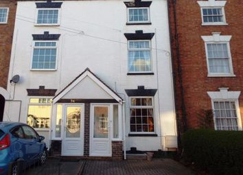 Thumbnail 4 bed terraced house for sale in Coleshill Road, Atherstone, Warwickshire