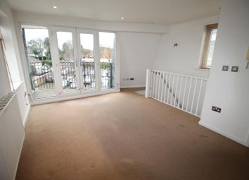 Thumbnail 2 bed flat to rent in Station Lane, Hornchurch, Essex