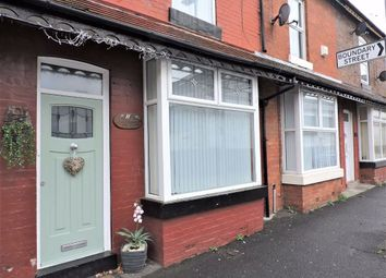 3 bed terraced house for sale in Great Jones Street, Manchester M12