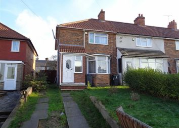 Thumbnail 3 bed end terrace house for sale in Laxton Grove, Yardley, Birmingham