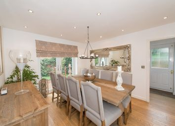 Thumbnail 5 bed detached house for sale in Langcliffe Close, Culcheth, Warrington